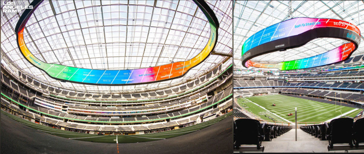 Lo stadio è quasi pronto
