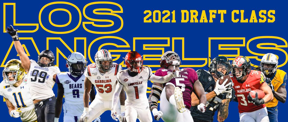Che draft è stato per i Rams?